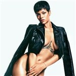 Rihanna Gets Naked For GQ Magazine