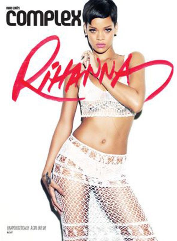 Rihanna Masturbation Pics For Complex Mag