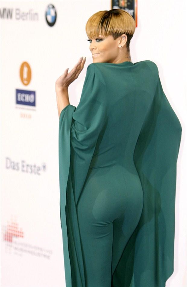 Rihanna Butt Pics Collection
