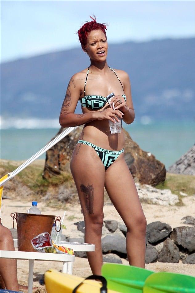 Rihanna Portrait Of A Lady