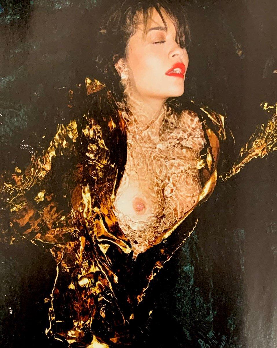 Rita Ora Nude Titties For Love Magazine