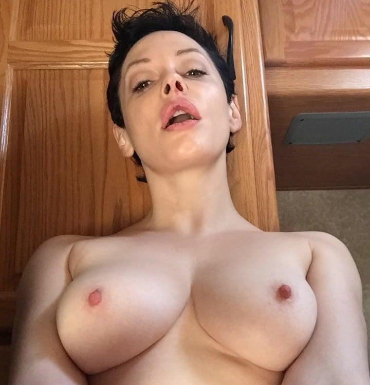 Rose Mcgowan Celebrity Naked