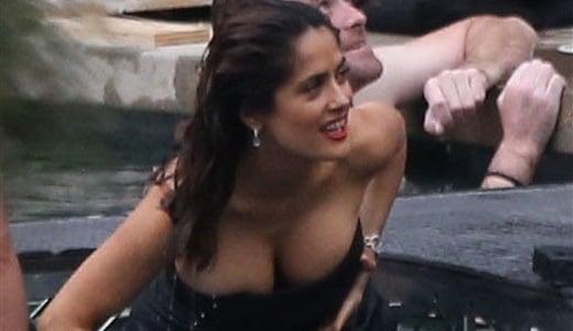 Boob bra her nipples pantie thong tit topless underwear undies