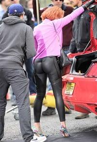 gta san adreas blond girl bending over naked