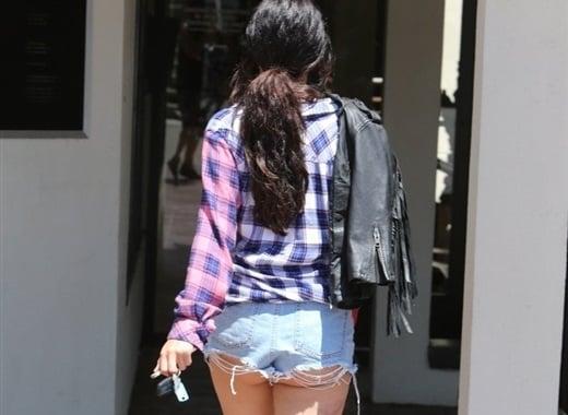 Selena Gomez ass