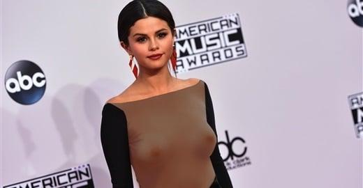 Selena Gomez x-ray