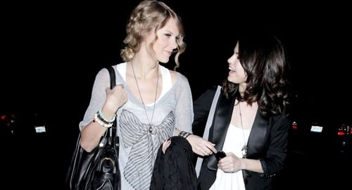 Selena Gomez Taylor Swift