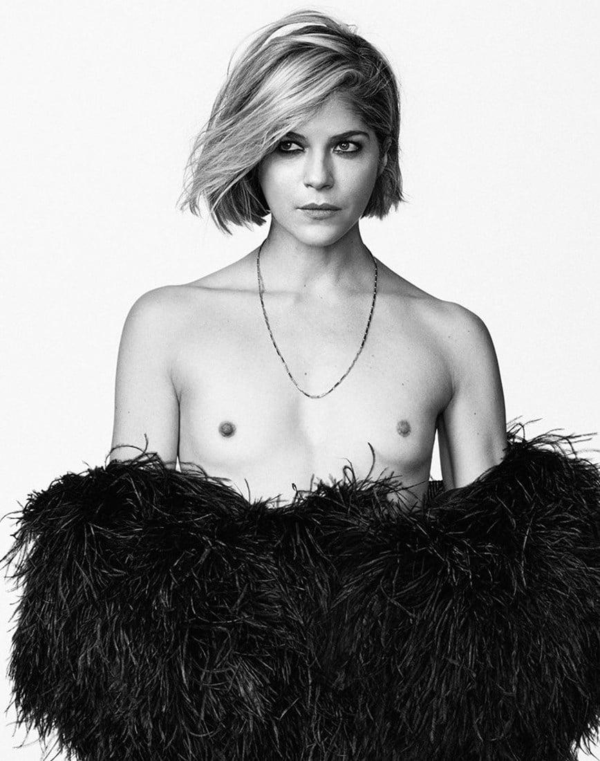 Selma Blair Nude Tiny Titty Compilation