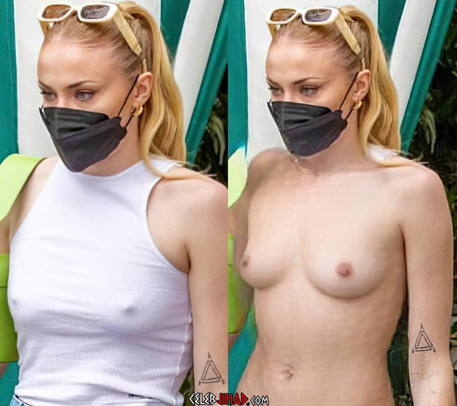 Pics nude sophie turner Sophie Turner