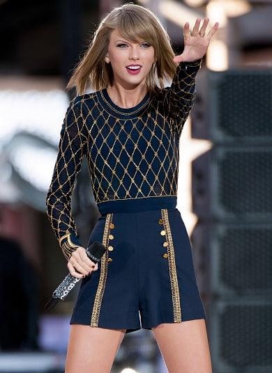 Taylor Swift nazi