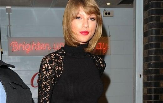 Taylor Swift naughty