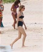 Sexy taylor swift bikini