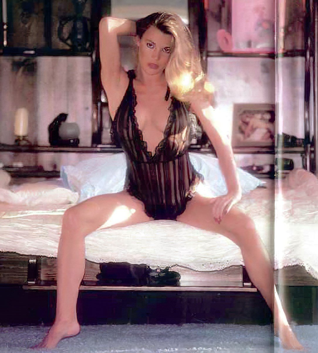 Vanna White Nude Playboy Photos Remastered