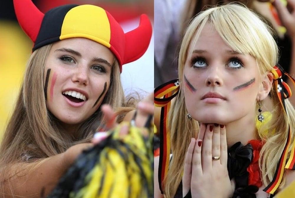 Hot World Cup girls