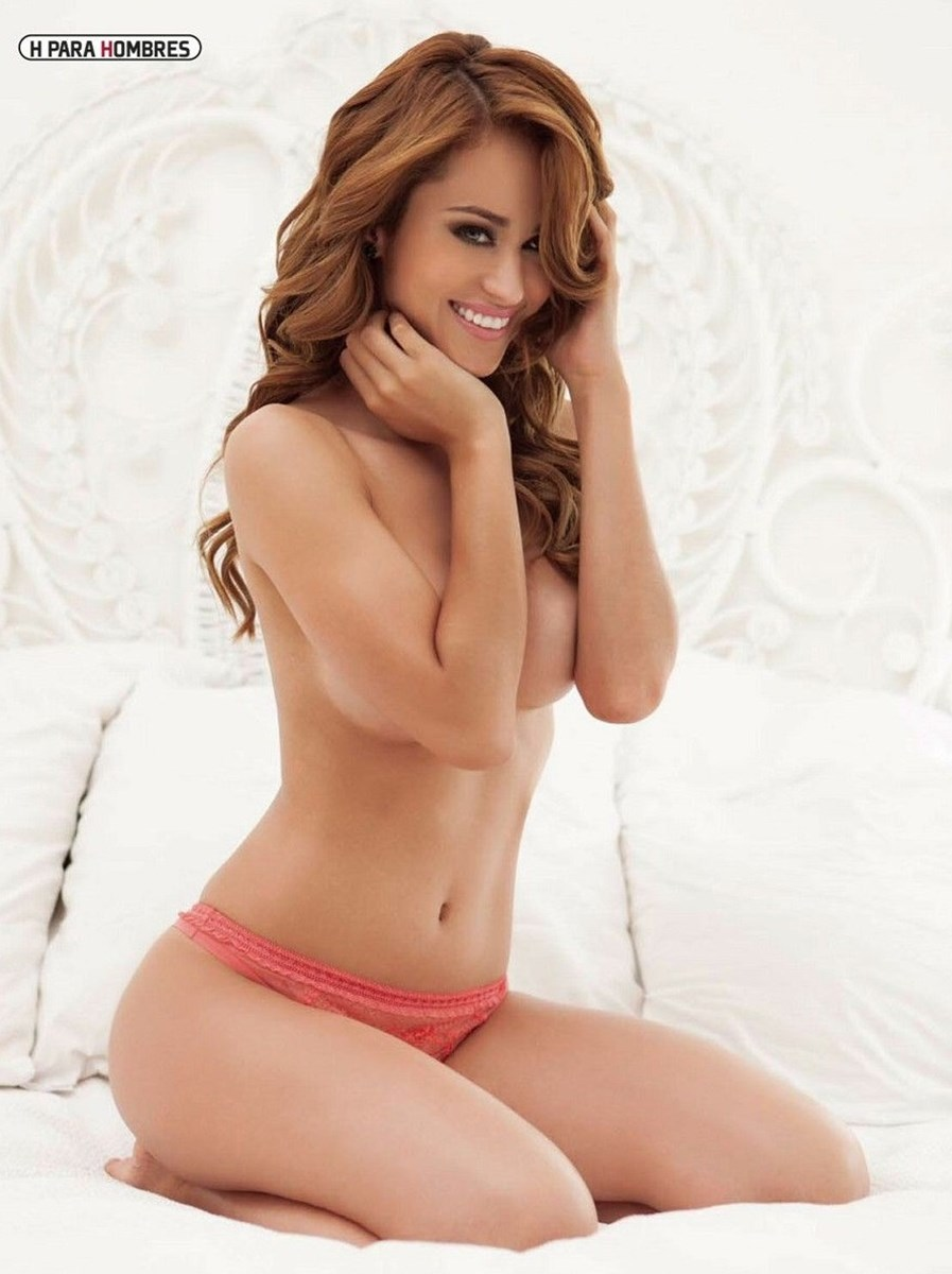 Yanet Garcia Nude Outtake Photos