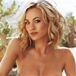 Yvonne Strahovski Does A Topless Photo Shoot