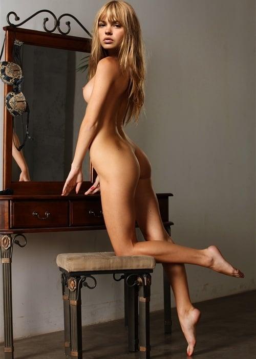 Aimee Teegarden Poses For Nude Photo