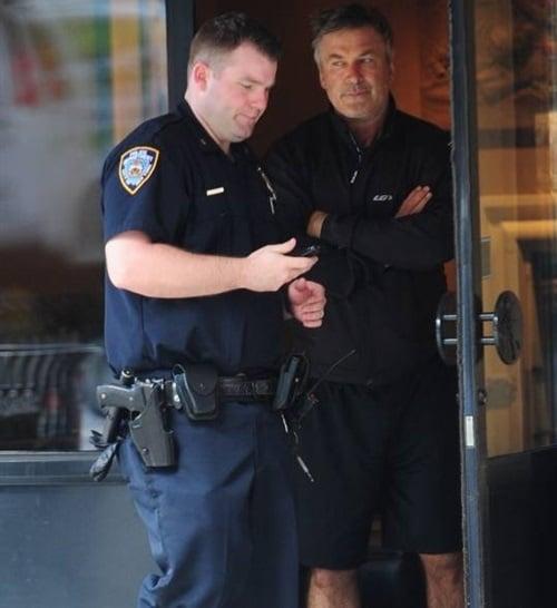 Alec Baldwin police