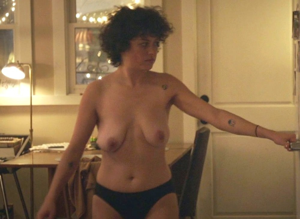 Alia Shawkat Og Laia Costa Nude Lesbisk Sex Scener fra-9760