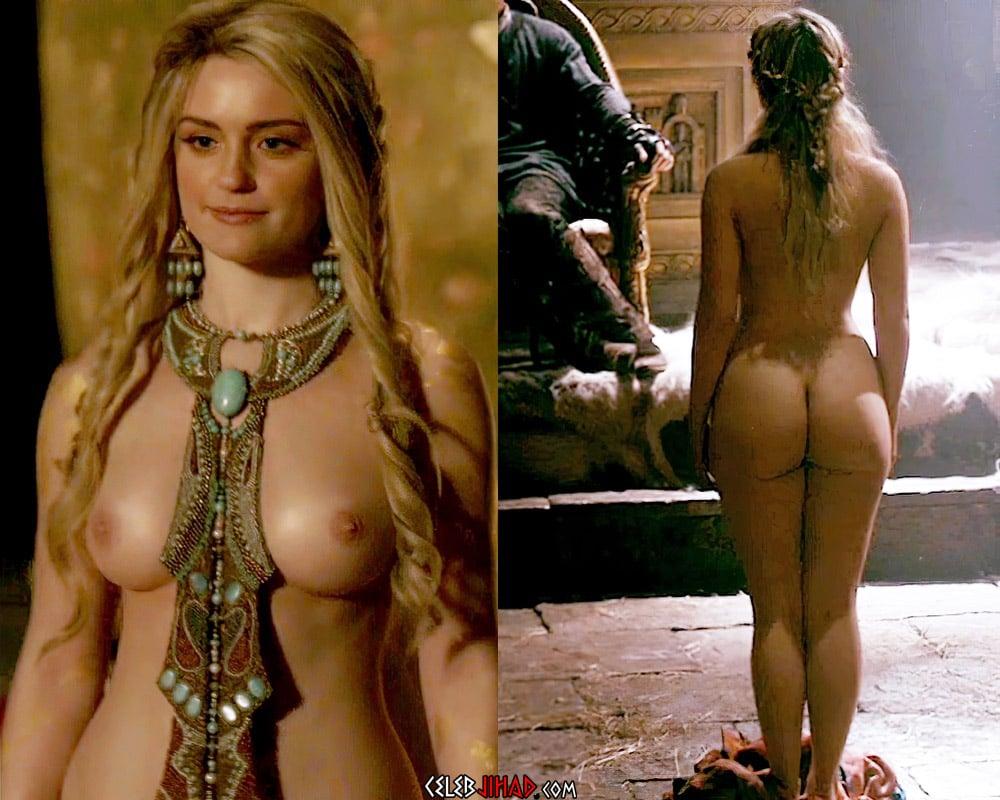 Vikings Nude Scenes