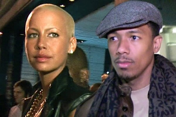amber rose nick cannon sex tape