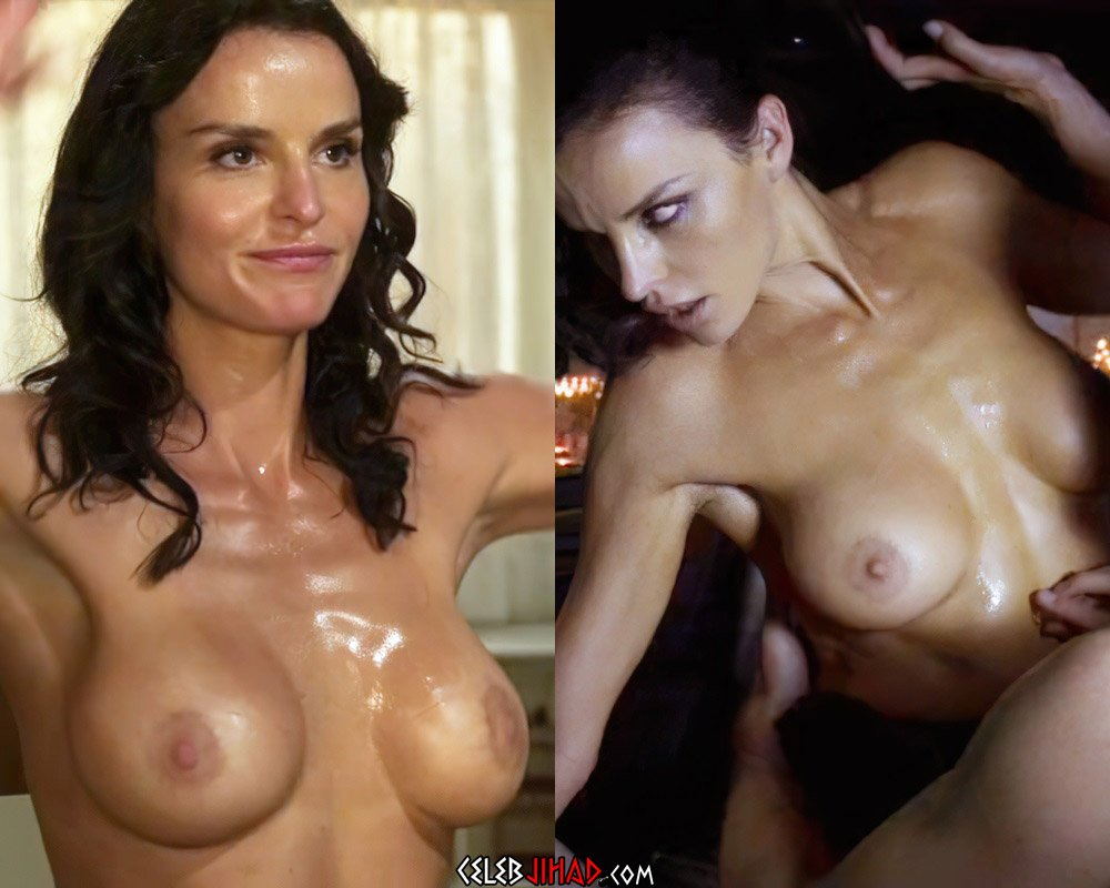 """Ana Alexander Nude Sex Scenes From """"Chemistry"""" Compilation"""