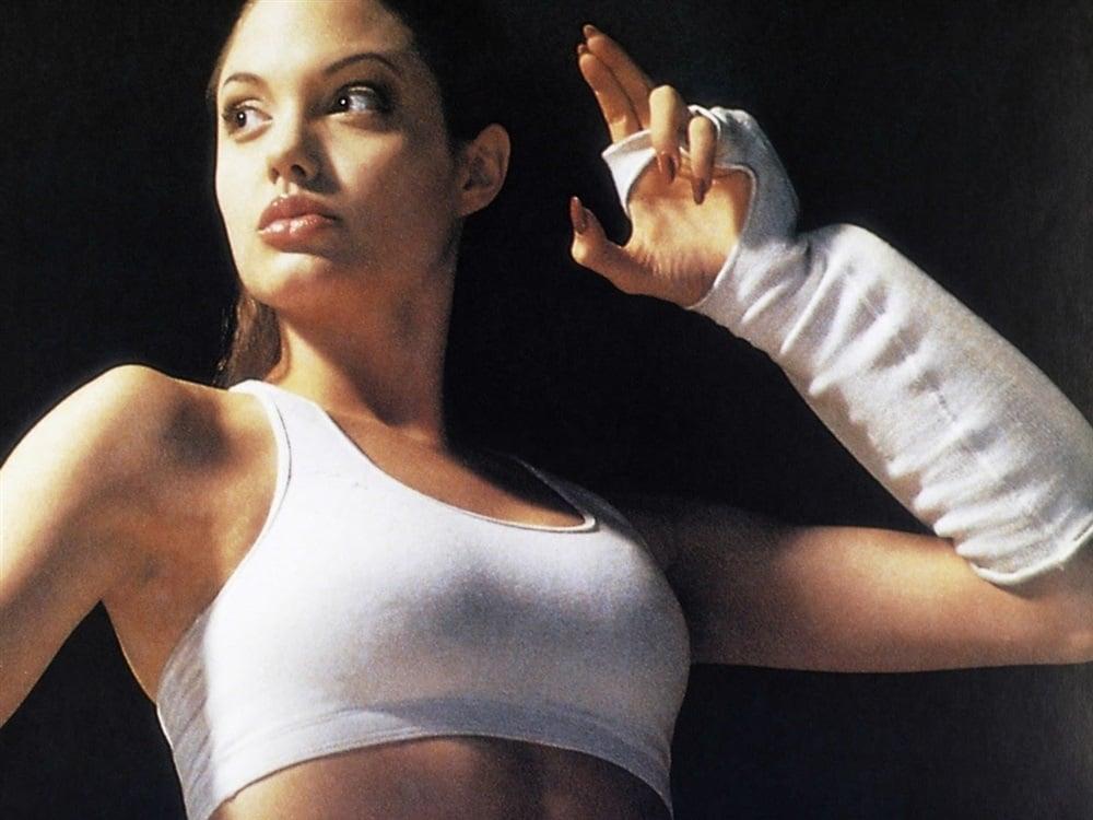 Angelina jolie naked not censored
