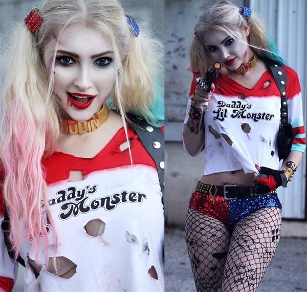 Anna Faith Harley Quinn