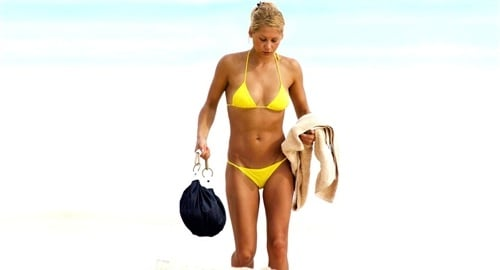 Anna Kournikova flash
