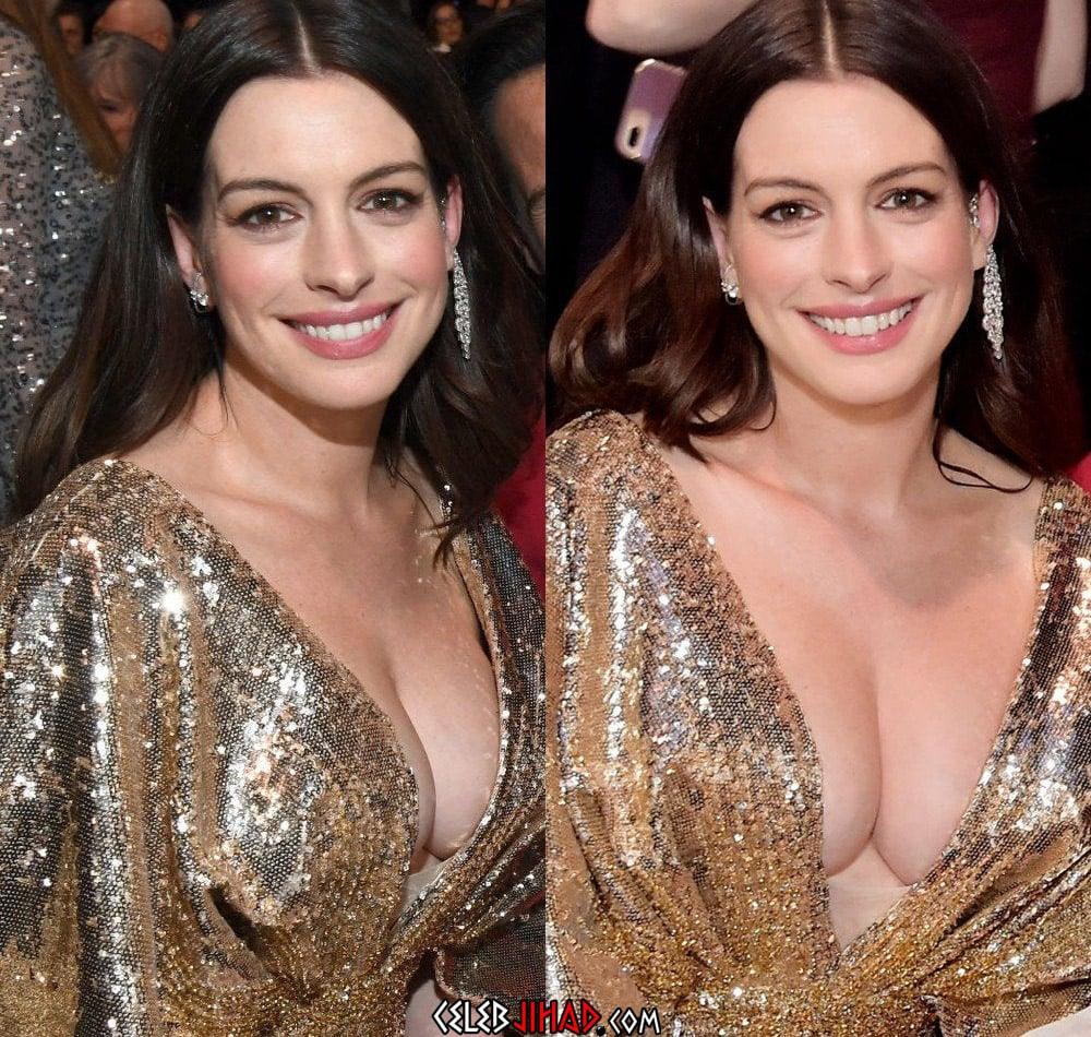 Anne Hathaway Next Level Nude Sex Scene