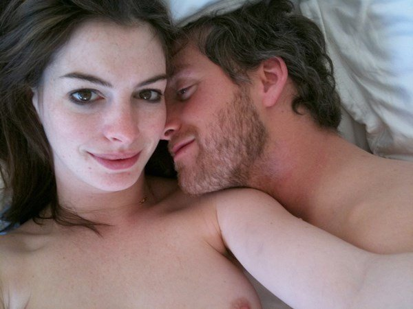 Anne Hathaway Nude And Sex Compilation | The Sex Scene
