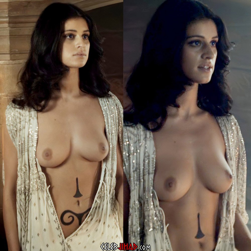 """Alison Brie Nua anya chalotra nude from """"the witcher"""" season one color-corrected"""