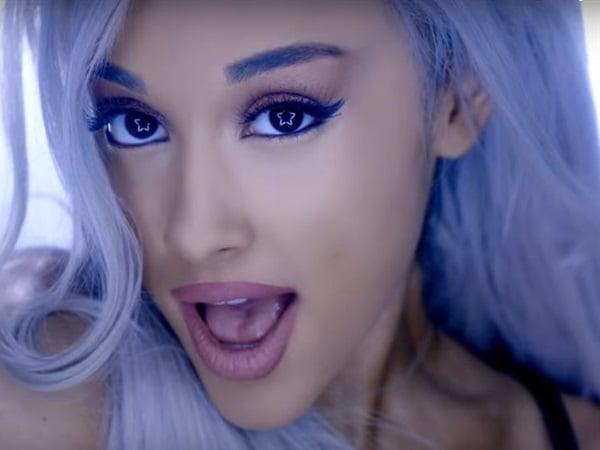 Ariana grande porn music video 5