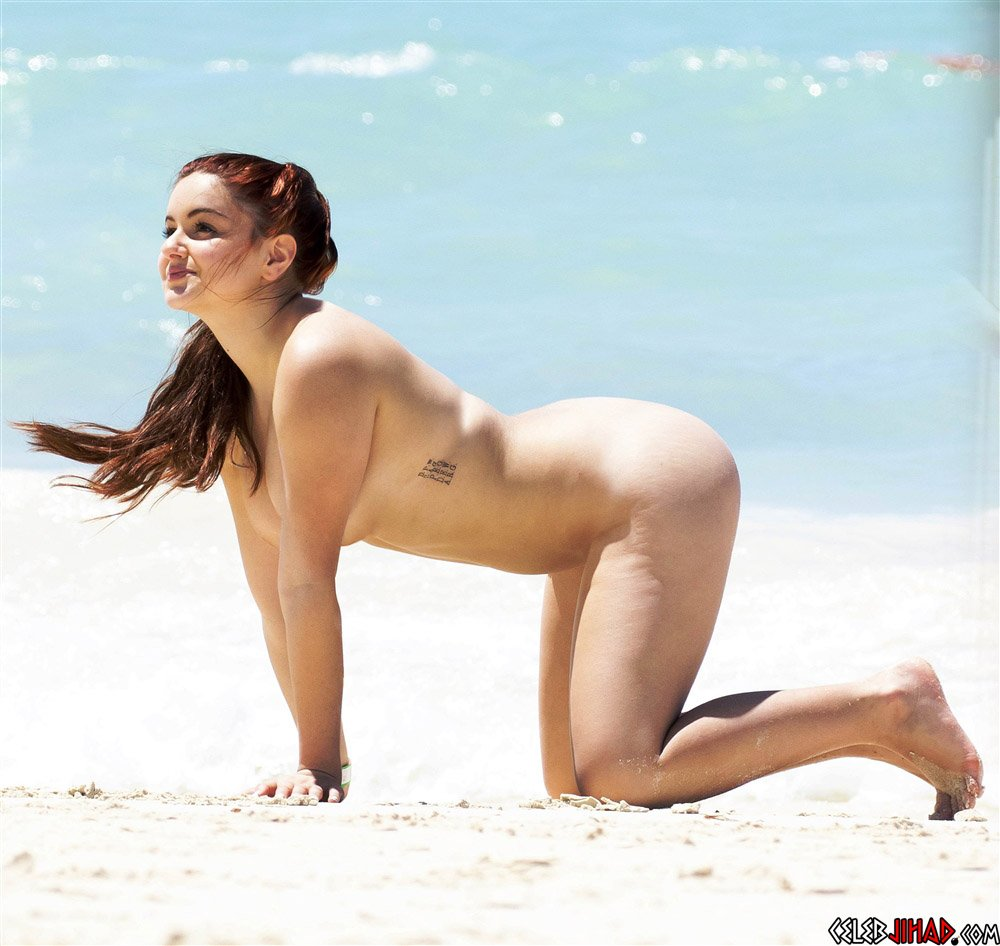nude pictures of ariel winter