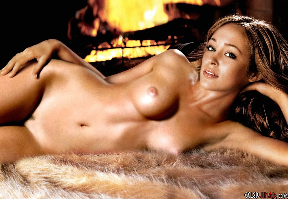 """Autumn Reeser Nude Sex Scene From """"The Big Bang"""" Color-Corrected"""