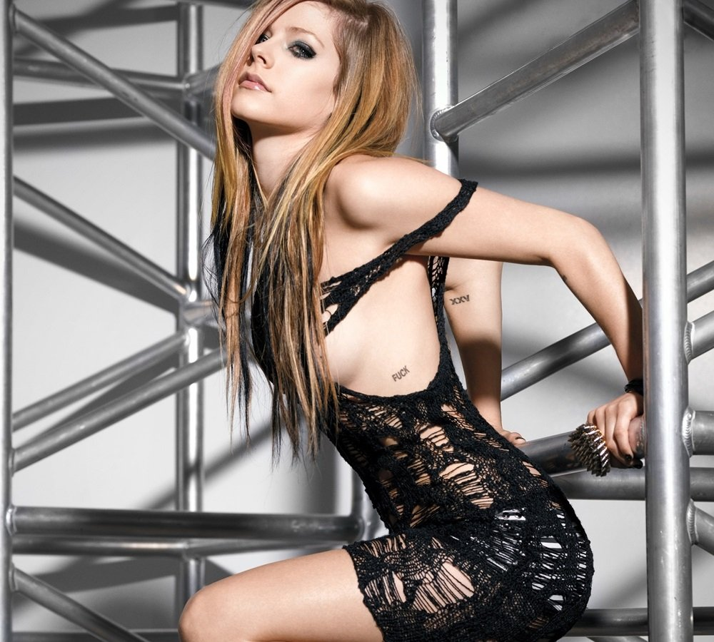 Avril Lavigne hot