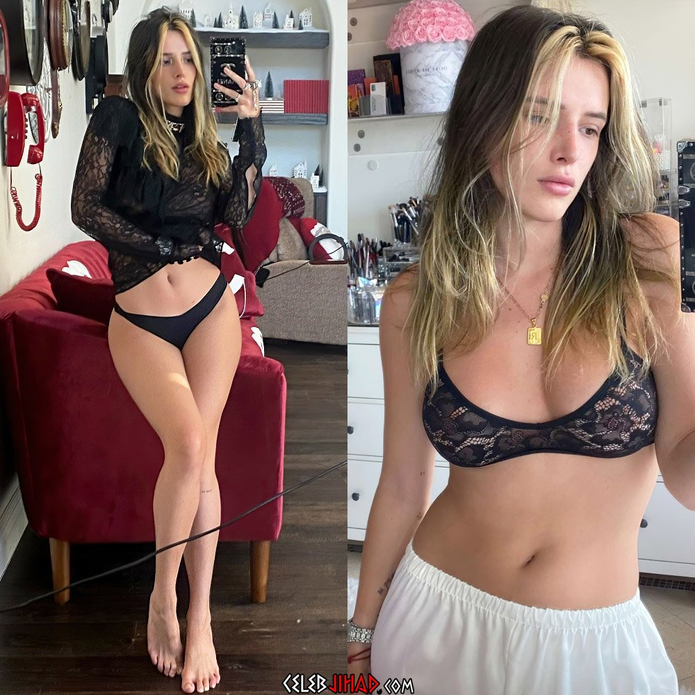Bella Thorne Flaunts Her Sex Skills