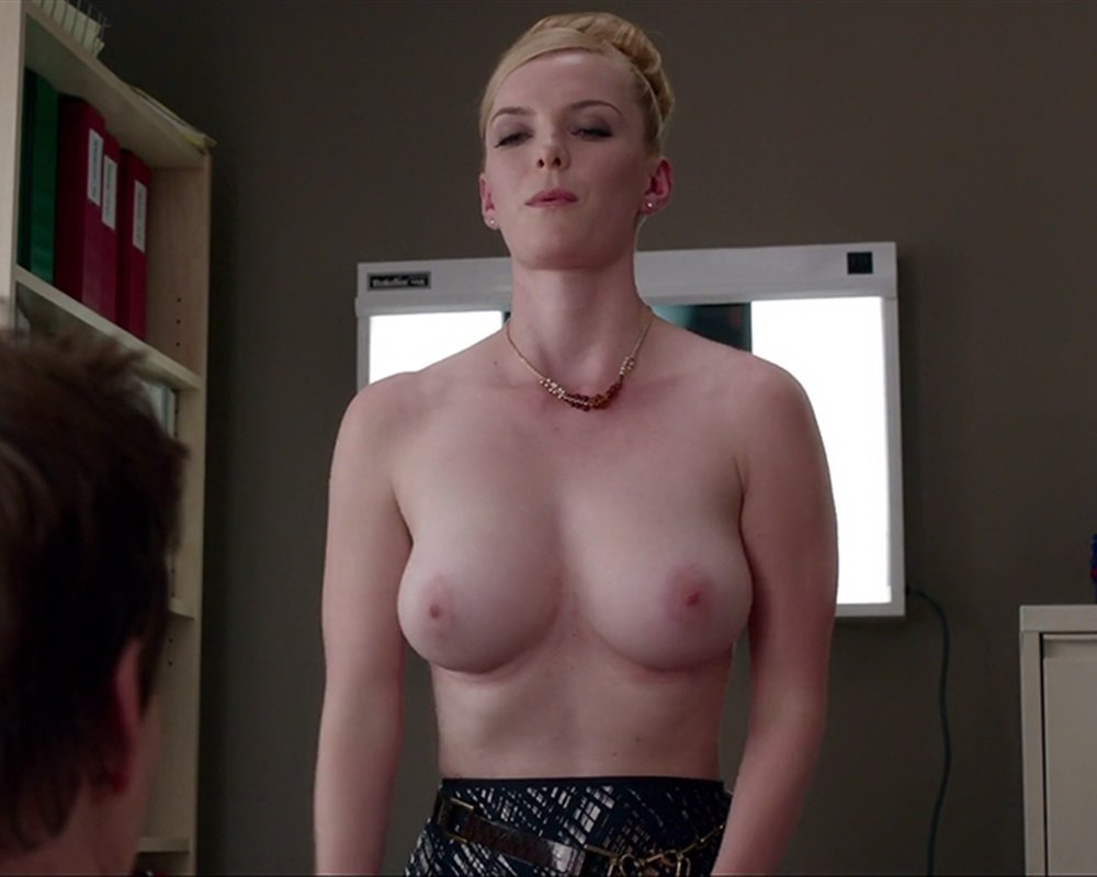 Betty gilpin naked
