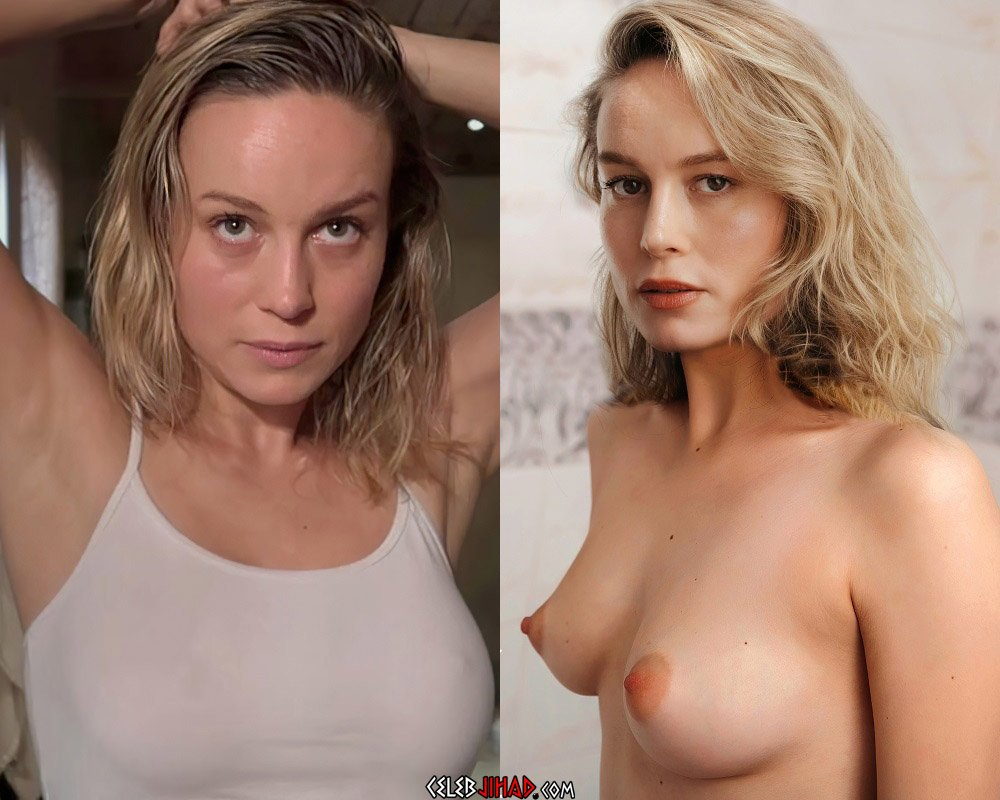 Brie Larson Caught On Camera Sexually Assaulting A Man