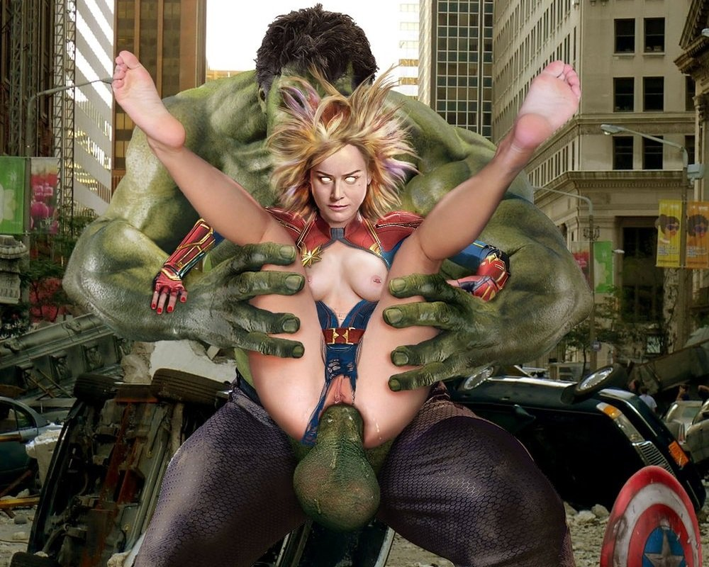 Brie Larson Nude Sex Scenes Captain Marvel  Preview