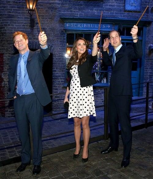 British royals witchcraft