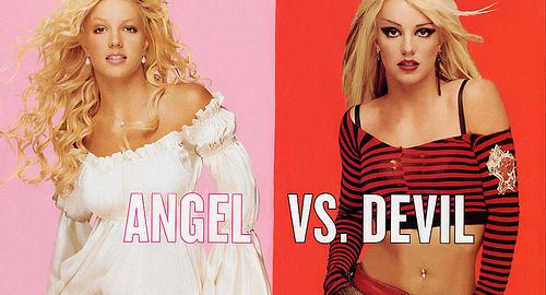 Britney Spears devil