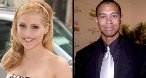 Brittany Murphy Tiger Woods