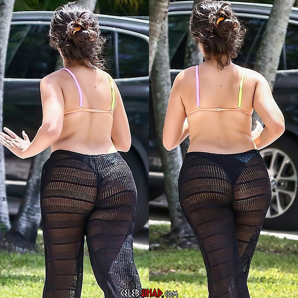 Camila Cabello Shows Off Her New Big Nude Tits And Fat Ass