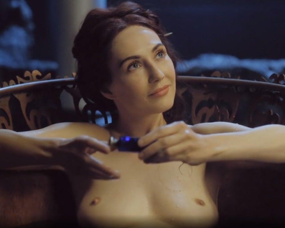 Houten sex van scene carice Sex scenes