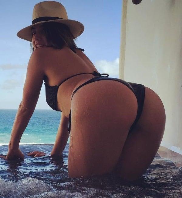 Chloe Bennet Thong Bikini Ass Pic Leaked