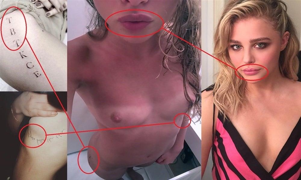 Chloe Grace Moretz Nude