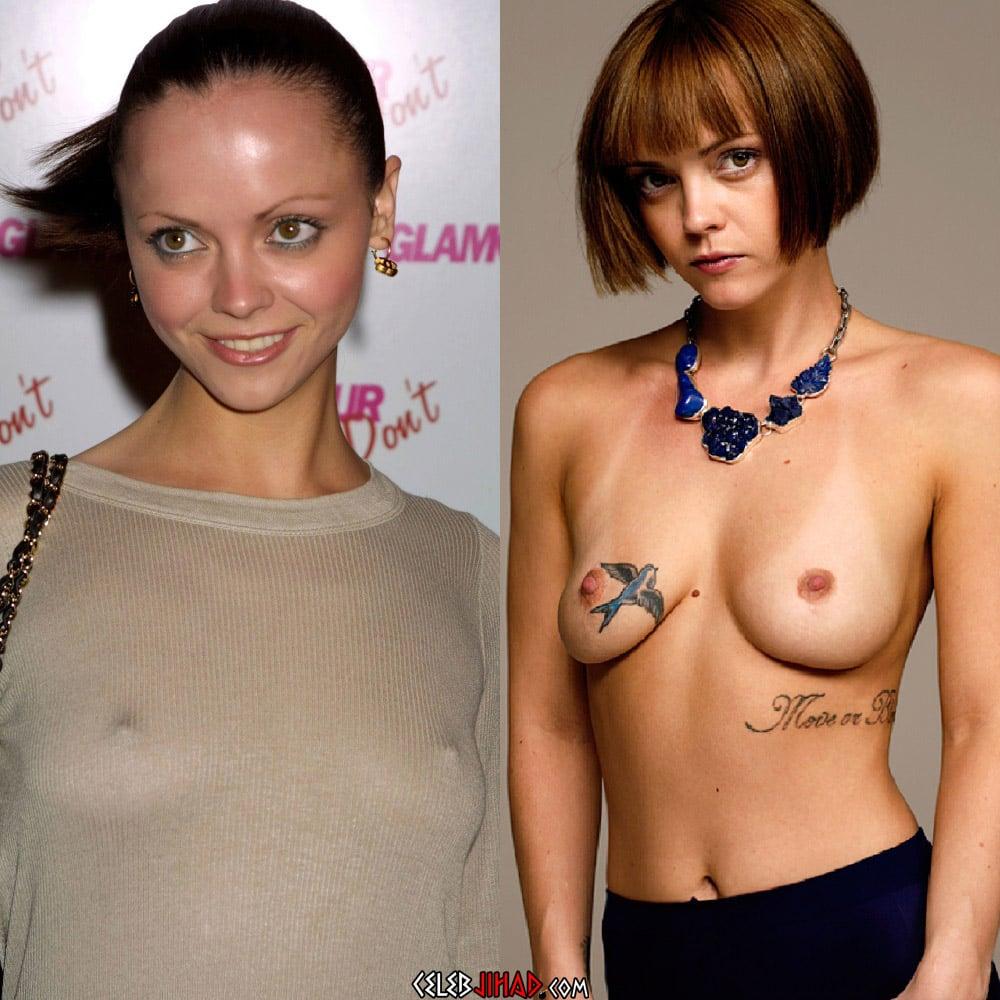 Christina Ricci Nude Scenes Complete Compilation