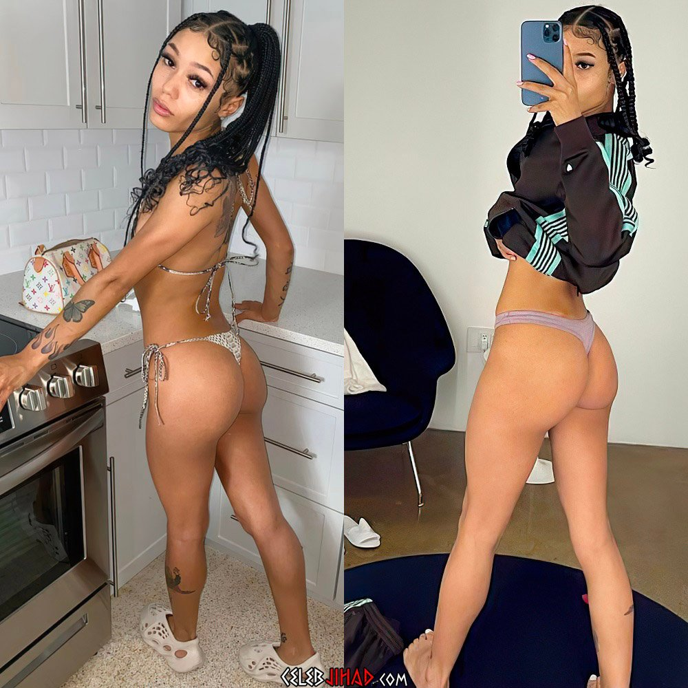 Coi Leray Nude Nipples And Ass Twerking Compilation
