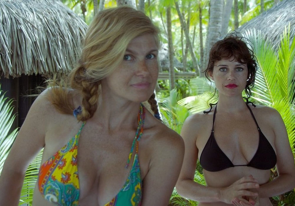 Connie Britton And Carla Gugino Outed As Lesbian Lovers